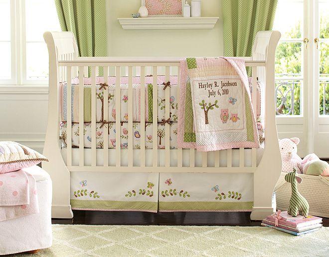 hayley nursery - Pottery Barn Babies Room