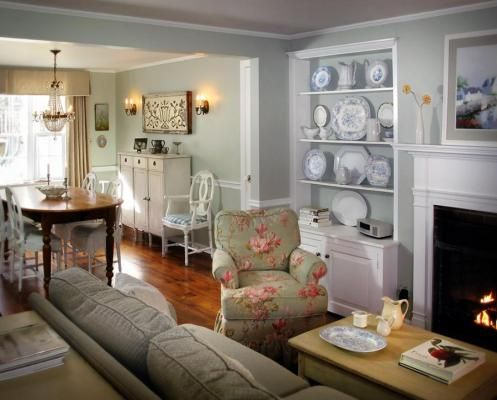 Captivating English Country Cottage Interiors | Country # Modern Country Decor # Decor  # Decorating Part 5