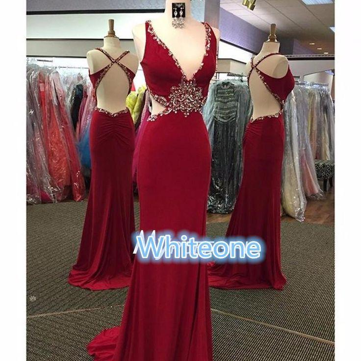 372 best prom dress images on Pinterest | Mermaid prom dresses ...