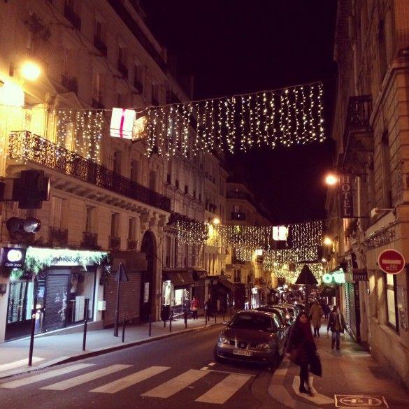Rue de Martyrs in SoPi Paris.