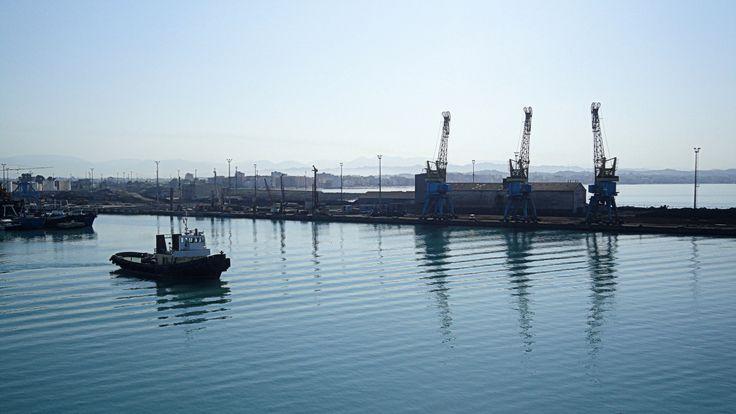 Morning in the Albanian sea 5 -