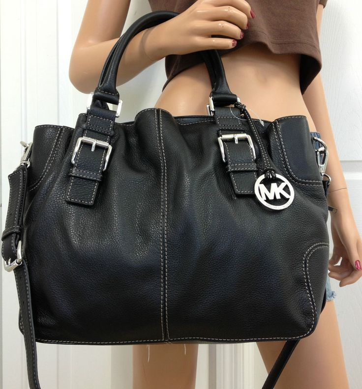 25  best Michael kors black handbag ideas on Pinterest | Black ...