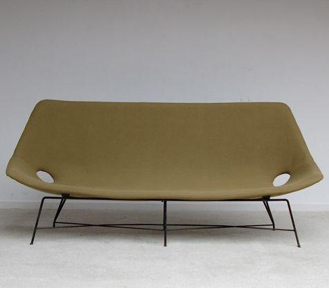 Augusto Bozzi; U0027Kosmosu0027 Sofa For Saporiti, ...