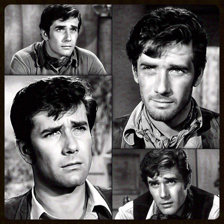 "dollboy7: ""Robert Fuller in ""Laramie."" """