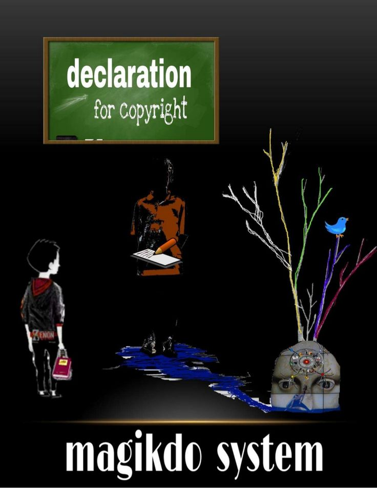 P4- - Declaration of copyrights for foreigners by Magikdo Basketmz via slideshare
