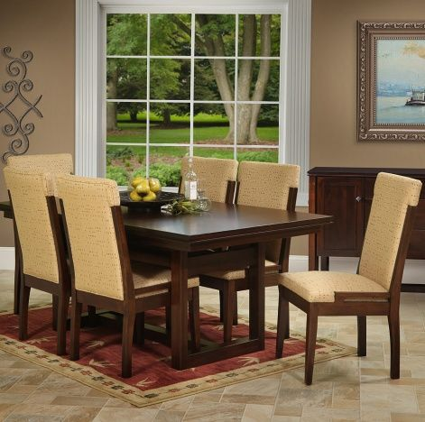 Classy Dining Room Suite   Plenty Of Room #diningroomsuite #cabinfield
