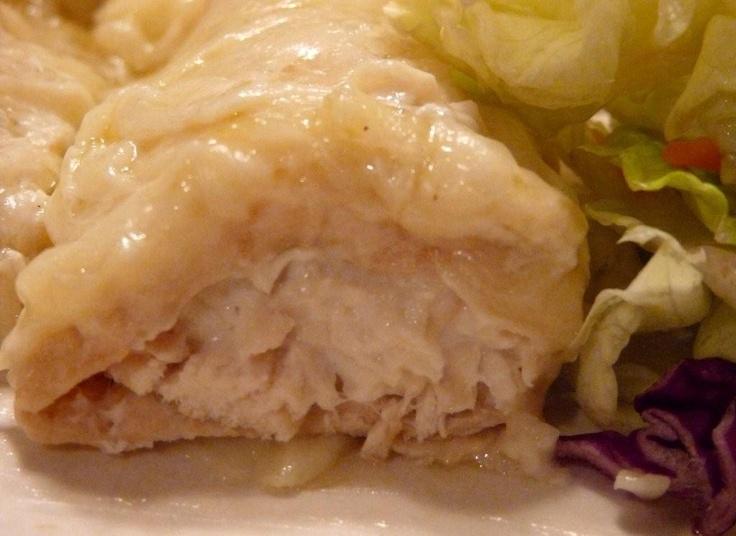 Whats for Dinner?: New Easy chicken enchiladas