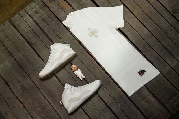 OVO x Jordan Apparel and Air Jordan 10 OVO Restock + Drake- http://getmybuzzup.com/wp-content/uploads/2015/10/530923-thumb.jpg- http://getmybuzzup.com/ovo-jordan-apparel-air-jordan/- By Sneaker News If you have been waiting for the official OVO x Jordan apparel to match your Air Jordan 10's, it's finally coming out. The OVO x Jordan tee in white (sizes small through 3X) will be released at BAIT Seattle and Diamond Bar tomorrow. For each t-shirt purchase,...- #AirJ