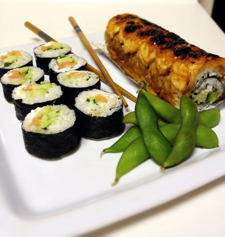 Lion King Sushi Roll - BigOven 178763