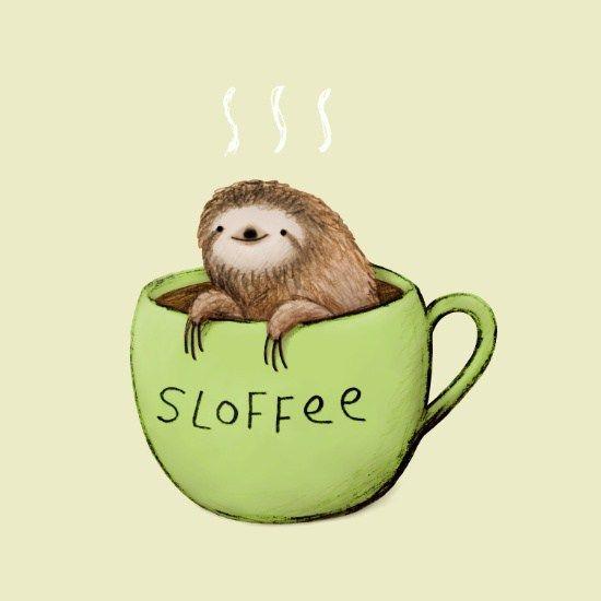 Sloffee by Sophie Corrigan