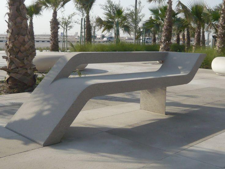street furniture | STREET FURNITURE IN LUSAIL, QATAR | dna barcelona & partners