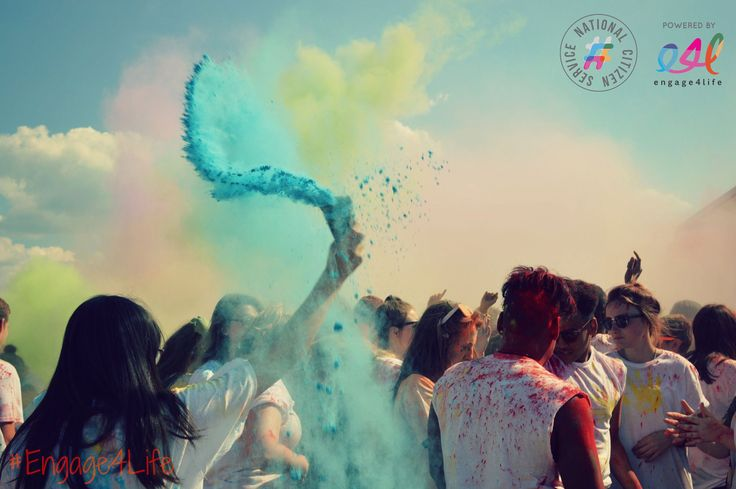 Colour Fest with #ncs & #engage4life https://engage4life.co.uk/ncs/