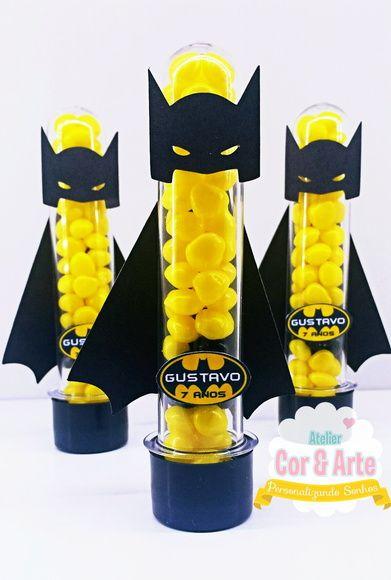 Tubete scrap Batman                                                                                                                                                                                 Mais