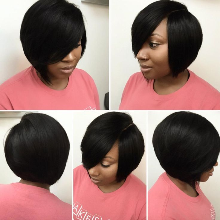 Astounding 1000 Ideas About Bob Sew In On Pinterest Sew Ins Quick Weave Short Hairstyles Gunalazisus