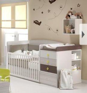 Cómo preparar la habitación del bebé. Todo lo que necesitamos para montar la habitación del bebé y pensar que muebles son imprescindibles.