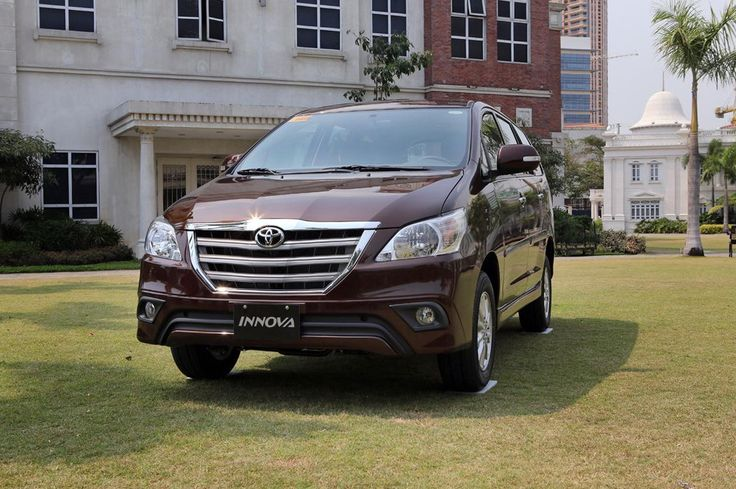 2016 Toyota Innova • New Release @ CarsFeatured.com