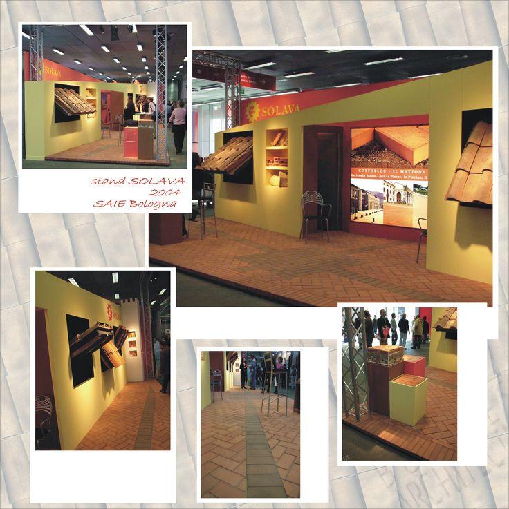 #Fiera SAIE, salone internazionale dell' #edilizia, foto d'archivio #Solava