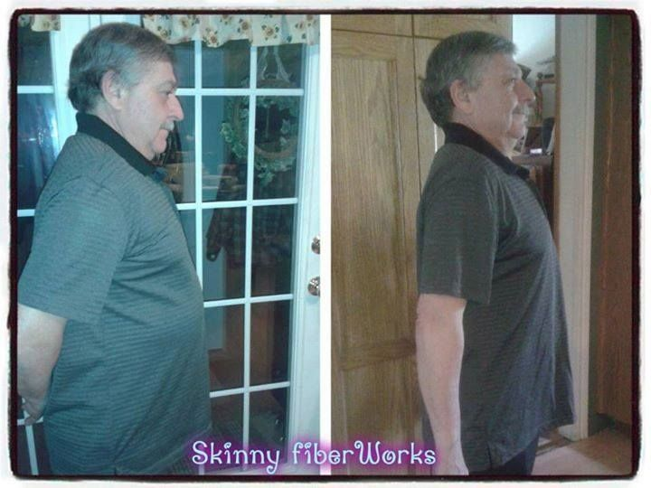 SEE??? MEN take Skinny Fiber TOO!!! www.getskinnywithannie.com  This is Sharon's husband Larry he had high blood pressure and diabetic diet controlled high cholesterol was taking Lipitor but I read it the worst drug you can take so took him off it he weighted 180. and now 150.awesome he had blood work done Whoo just got back from Doctor appointment my husband got good result his blood test a...re awesome his cholesterol is where it should the Doctor said the LIPITOR is working I said No he…