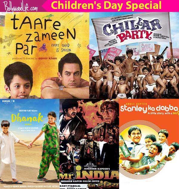 Aamir Khan's Taare Zameen Par, Anil Kapoor's Mr. India – 5 films you should binge watch right NOW! #FansnStars