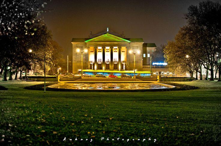 Teatr Wielki im. Stanisława Moniuszki  #łukaszphotography #Poznań