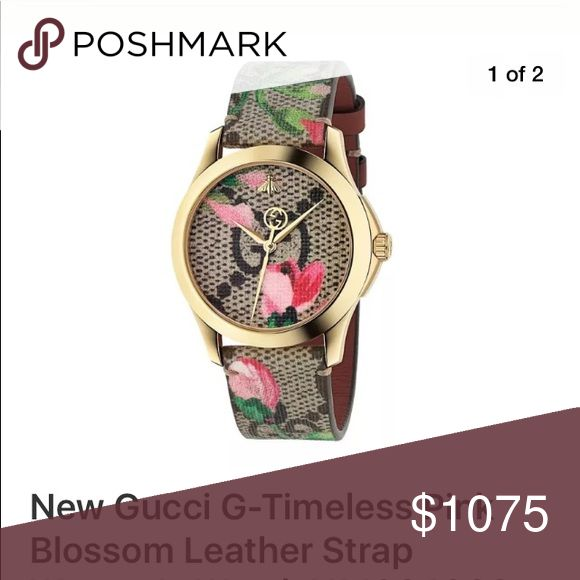 Brand new Gucci watch not sure about selling Way too nice to sell too cheap I only saved 10$ on it so not caring to sell authentic of course Labor Day special only today only very hot item very hot only on Labor Day of course God bless Amen 🙏 Gucci Accessories Watches