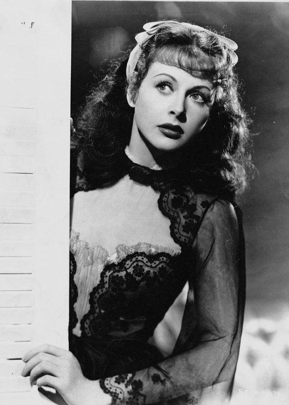 Hedy Lamarr (Хеди Ламарр)