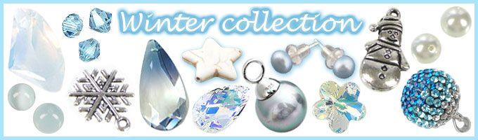 Winterpret bij Sayila: coole kralen, bedels en hangers in de winter collectie