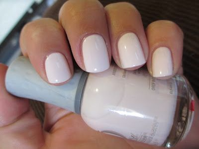 Orly Kiss the Bride. My all time favorite! Clean and sophisticated.