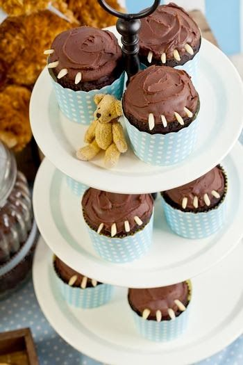 Roberta Giovaneli: cupcake de chocolate