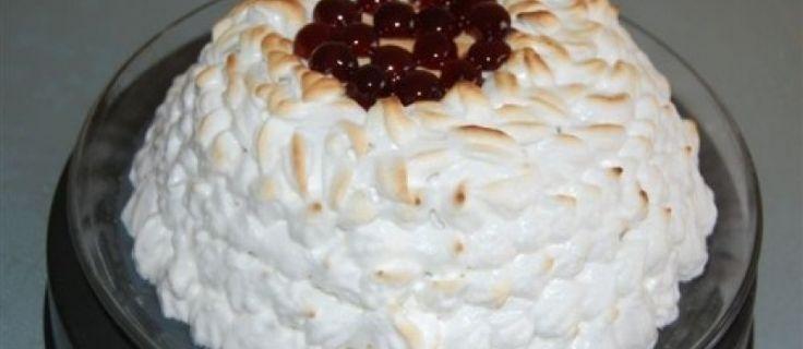 La zuppa inglese napoletana ricoperta di meringa | ècampania