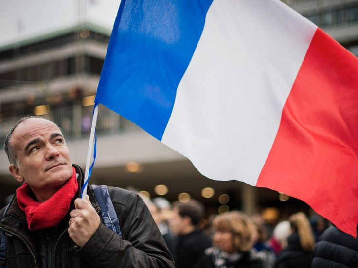 Pray For Paris: The World Mourns With France