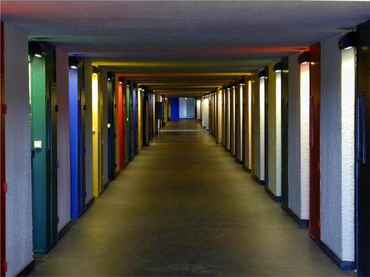 Le Corbusier L'école maternelle de l'unité,