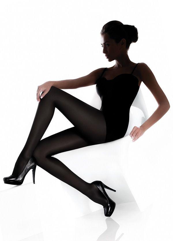 e-marilyn.pl: Czarne rajstopy, które musisz mieć w szafie