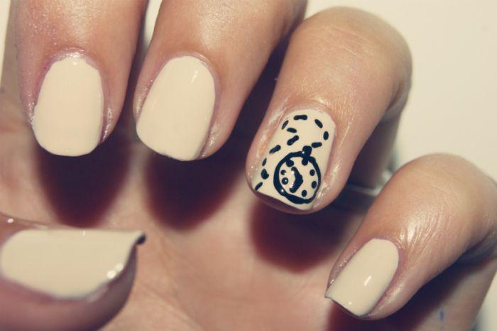 Nail art by me :) Cassandra Berg #nailart #nails #naildesign #nailpolish #negler #neglelakk #negledesign