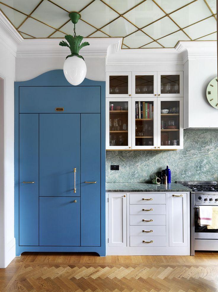 Riverside Townhouse Kitchen Kitchen Architectural Detail