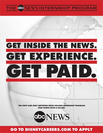 Disney Interns | Learn About Internships Available at ABC News - ABC News