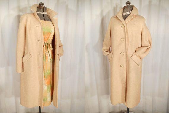 Vintage jas van de jaren 1950-50s kleine jas door RockabillyRavenVtg