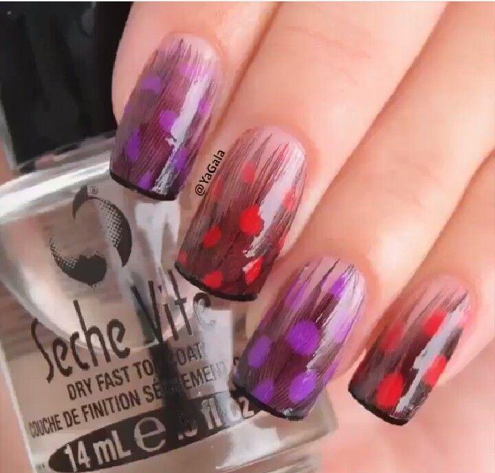 29 best beautiful nail art images on Pinterest | Beautiful nail art ...