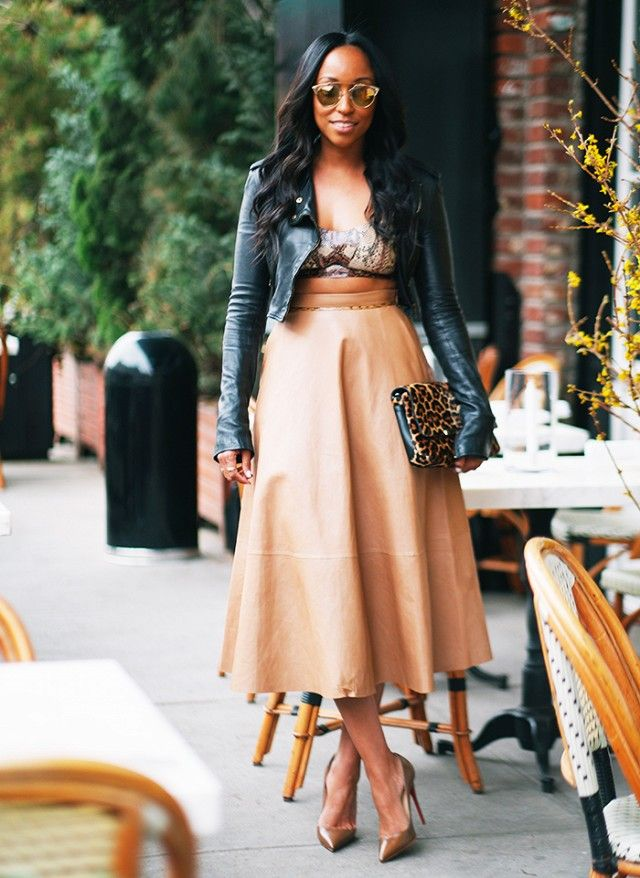 Finding the Perfect Shade of Nude Pumps Just Got a Whole Lot Easier via @WhoWhatWear