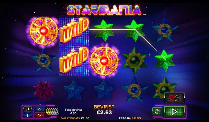 Starmania Spilleautomat - Starmania spilleautomat online casino freespinDette spillet har med sin lilla, stjerneklare bakgrunn en drømmeaktig atmosfære som det er lett å leve seg inn i......http://www.spilleautomater-online.com/spill/starmania-spilleautomat