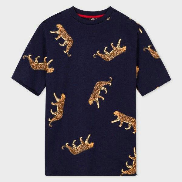Paul smith 'cheetah' print