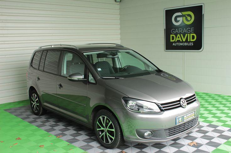 Volkswagen Touran 1.6 Tdi 105 Fap Confortline