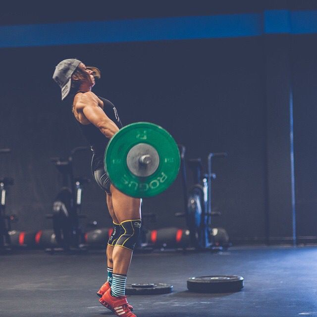 Image result for crossfit triple extension