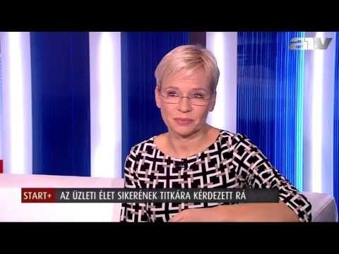 A Start Plusz vendége Máté Krisztina televíziós műsorvezető. A 33 sikeres magyar fiatalról szóló, Az első millióm könyv kapcsán beszélgetett Rónai Egonnal.