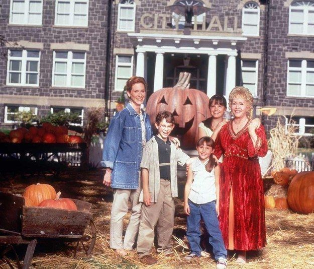 "I got The original Halloweentown! Which ""Halloweentown"" Movie Would You Have Starred In?"