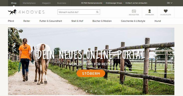 Seit Juni 2017 können Pferde-Professionalsauf 4my.horseProdukte zum Verkauf anbieten. Möglich gemacht hat dies eine Kooperation mit 4Hooves, einem neuen und innovativen Verkaufsportal, das von Pferdefreunden für Pferdefreunde entwickelt wurde. Dieses neue Angebot bietet für die Professionals - wie von 4my.horse bereits gewohnt - einige überraschende weitere Vorteile.