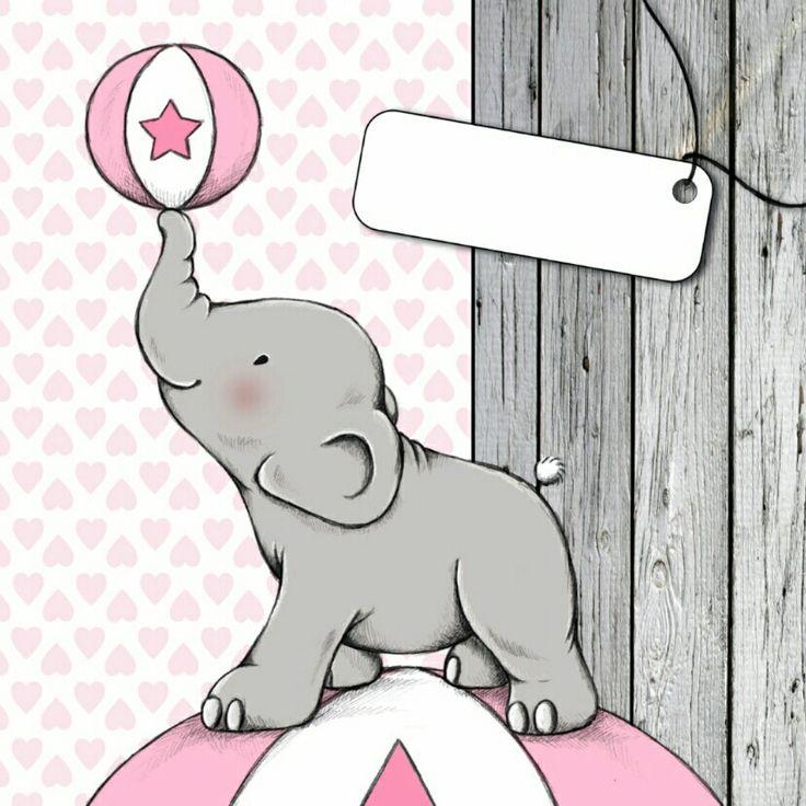 Baby girl (Iris Hagen Illustraties)