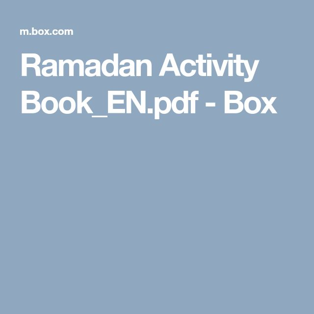 Ramadan Activity Book_EN.pdf - Box