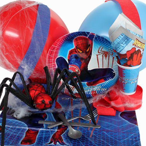 21 mejores im genes de fiesta spiderman spiderman party for Cuartos decorados hombre arana