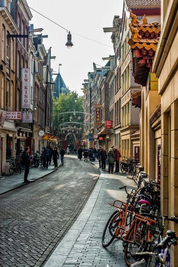 Nieuw in mijn Werk aan de Muur shop: De Zeedijk en Chinatown in Amsterdam.